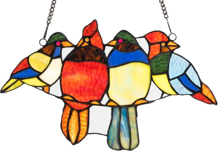 Stained Glass Christmas Decor For Your Home
